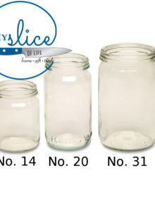 Fowlers Preserving Jars