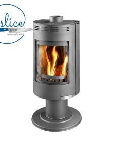 Euro Fireplaces - Andorra Exclusive Grey