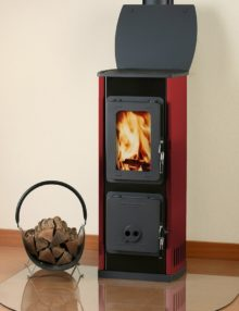 Euro Fireplaces Milano Wood Heater