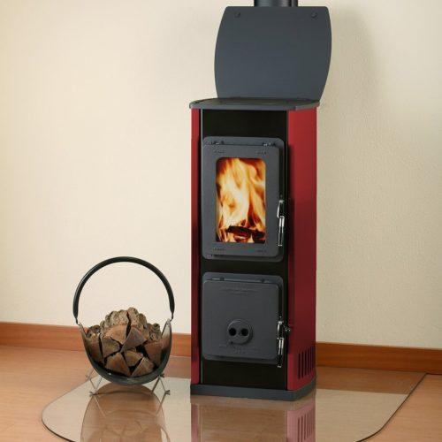Euro Fireplaces Milano Wood Heater
