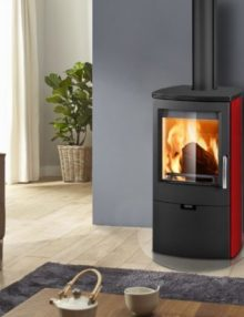 Euro Fireplaces Falun Wood Heater