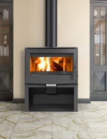 Euro Fireplaces Buller Wood Heater