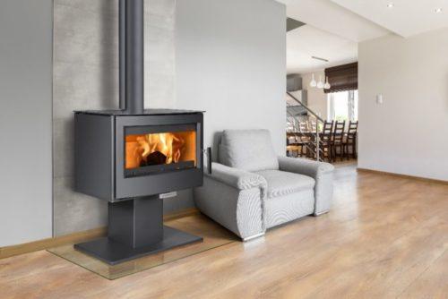 Euro Fireplaces Buller Wood Heater