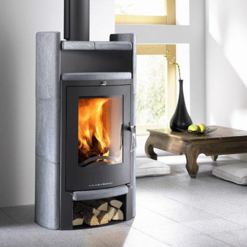 Euro Fireplaces Uppsala Wood Heater