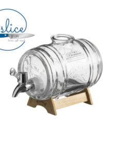 Kilner Glass Barrel Dispenser