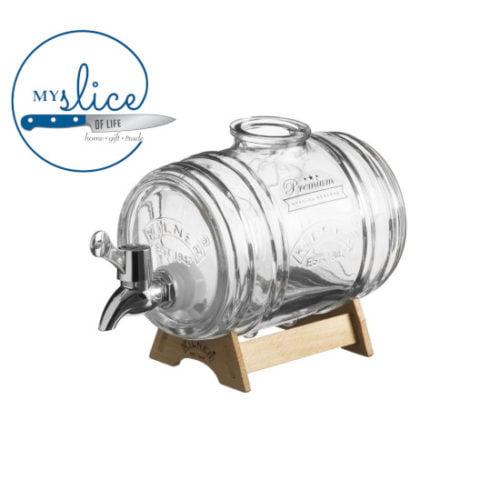 Kilner Glass Barrel Dispenser