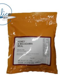Honey Macamadia Sausage