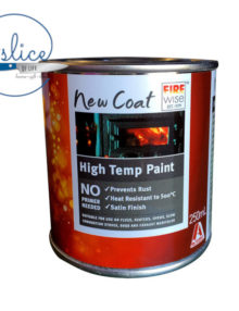 High Temp Paint