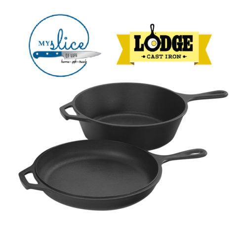 Lodge Combo Cooker