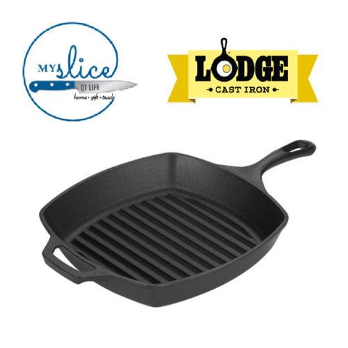 Lodge Square Grill Pan