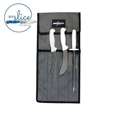 Sicut 4 Piece Butcher Knife Set