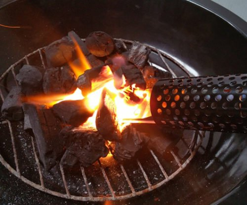 Flaming Coals Charcoal Wand