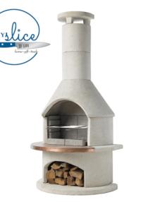 Buschbeck Rondo Fireplace