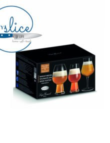Luigi Bormioli 6 Piece Craft Beer Glass Set