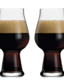 Luigi Bormioli Stout / Porter Glass Set