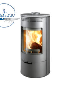 Euro Fireplaces Andorra Wood Heater