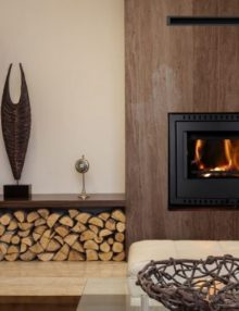 Euro Fireplaces Buller Insert Wood Heater