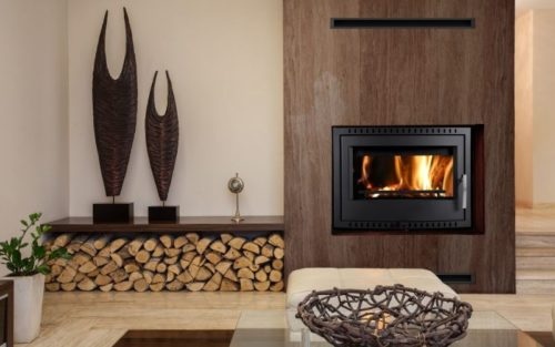 Euro Fireplaces Buller Insert Wood Heater