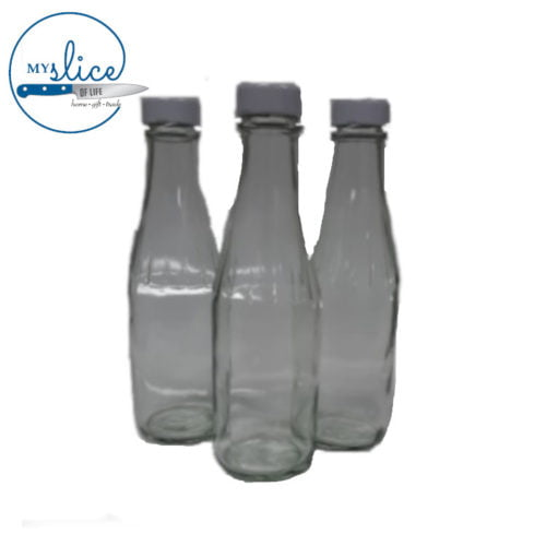 Fowlers Sauce Bottles