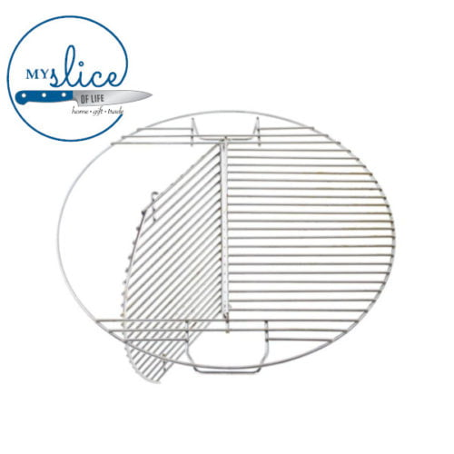 Pit Barrel Cooker Hinged Grill Grates