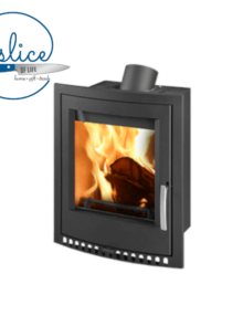 Euro Fireplaces Vaelencia Insert Wood Heater