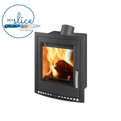 Euro Fireplaces Vaelencia Insert Wood Heater