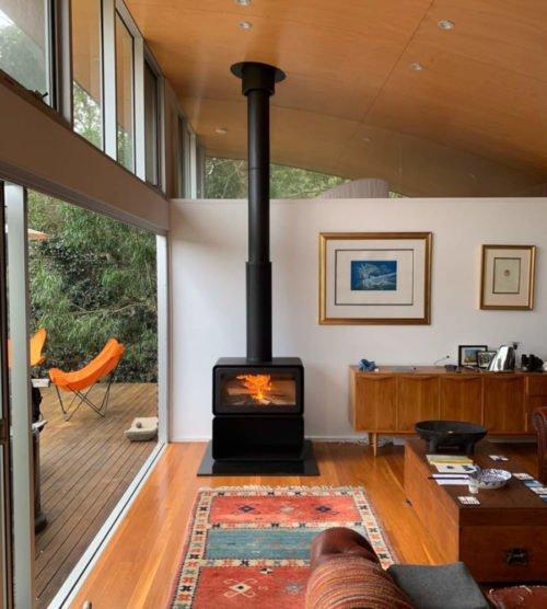ADF Hayra 85L Freestanding Wood Heater