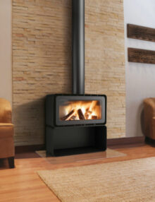 ADF Hayra 85L Freestanding Wood Heater