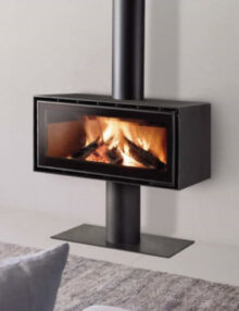 ADF Linea 85 Freestanding Wood Heater