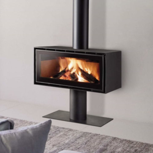 ADF Linea 85 Freestanding Wood Heater