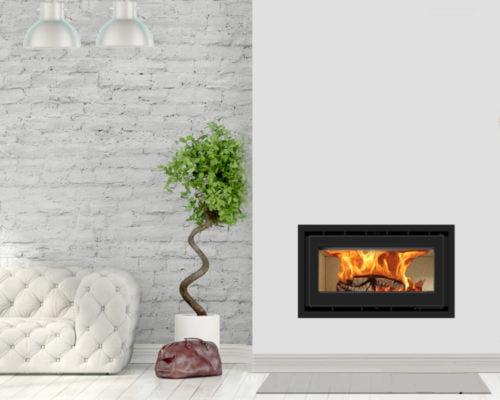 ADF Linea Fireplace