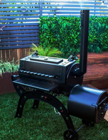 Boss BBQ Offset Smoker