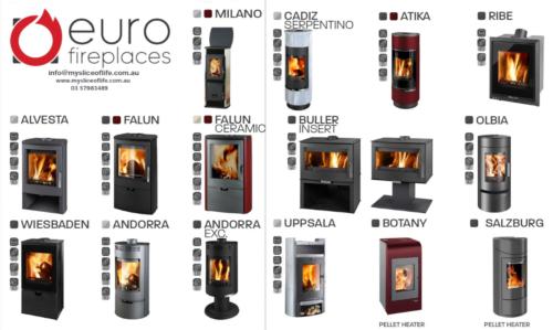 Euro Fireplaces