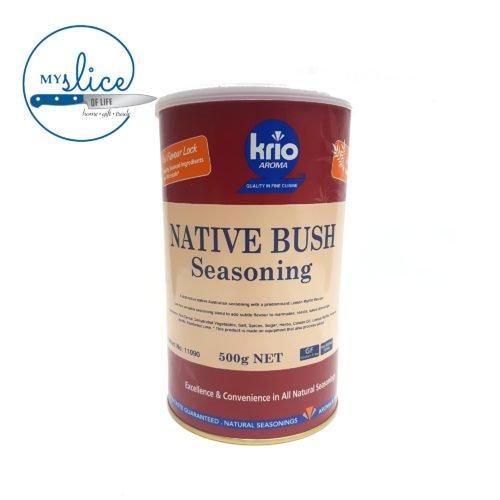 Native Bush Seasoning