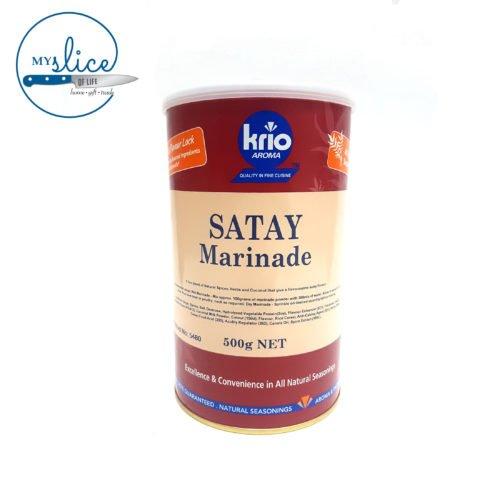 Satay Marinade