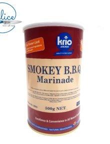 Smokey BBQ Marinade