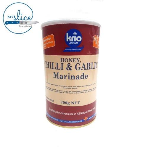 Honey Chilli & Garlic Marinade,