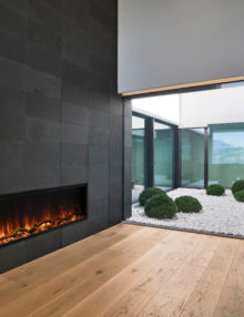 Modern Flames Landscape Pro Slim Electric Fireplace