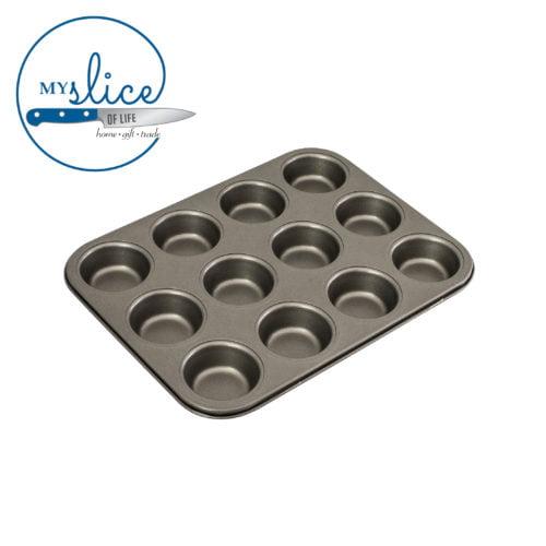 Bakemaster 12 Cup Muffin Pan