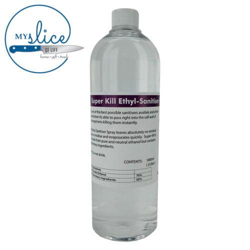 Super Kill Ethanol Sanitiser Spray