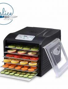 Biochef Arizona 6 Tray Dehdyrator Black