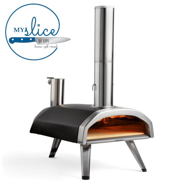 Ooni Fyra Portable Wood Fired Pizza Oven + Peel - My Slice ...