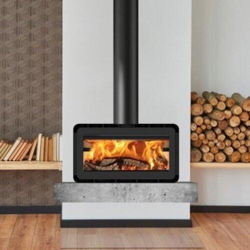 ADF Hayra 85B Wood Heater