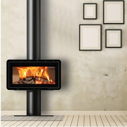 ADF Hayra 85P Wood Heater