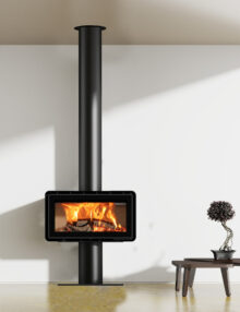 ADF Hayra 85P Wood Heater