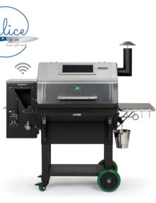 Green Mountain Grills - Prime Plus - Daniel Boone - Stainless