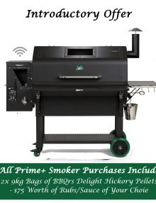 Green Mountain Grills - Prime Plus - Jim Bowie