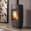 Hergom Vista Wood Fireplace