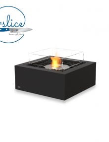 Ecosmart Fire Base 30 Fireplace Graphite