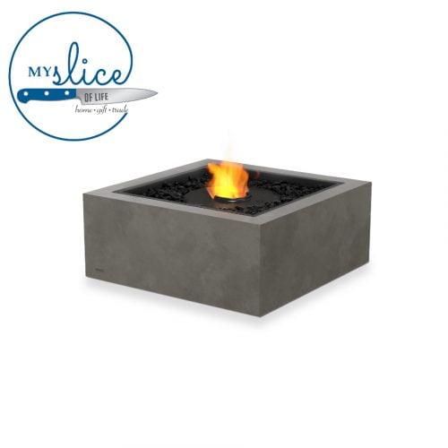 Ecosmart Fire Base 30 Fireplace Natural (Black Burner)